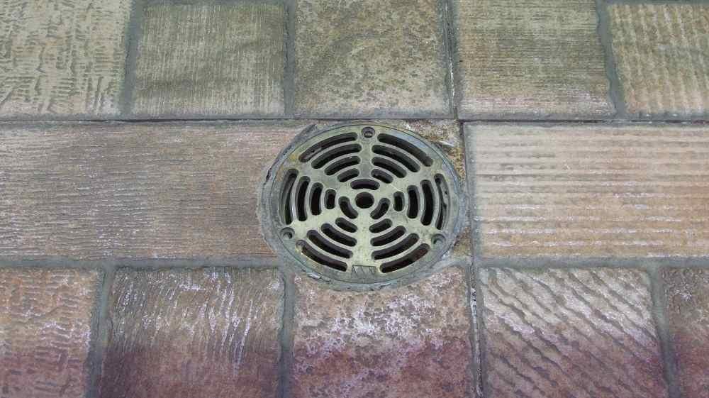 ignored repair of drain cost big