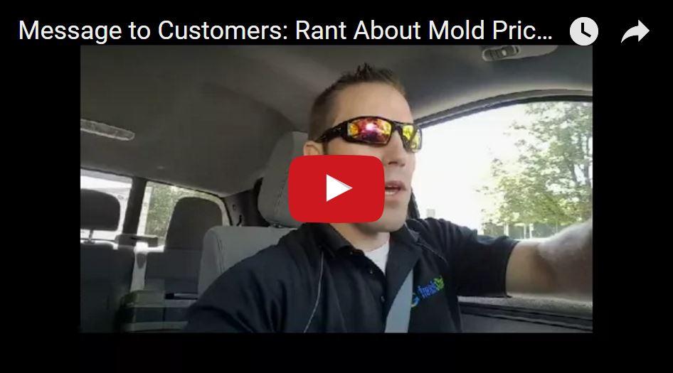 mold cost and comparison
