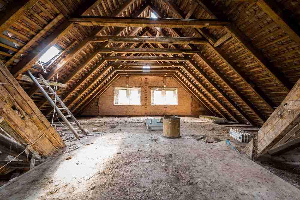 attic air sealing