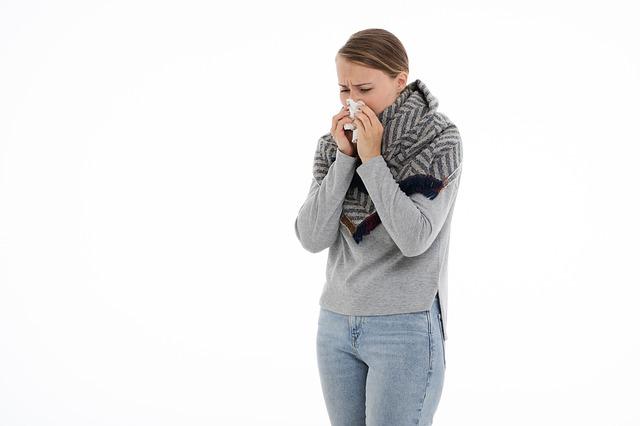 mold allergy or seasonal allergy
